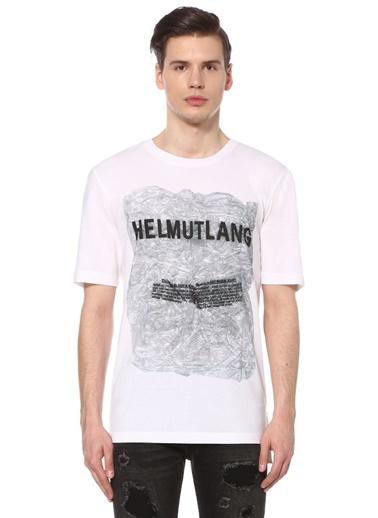 Tişört-Helmut Lang